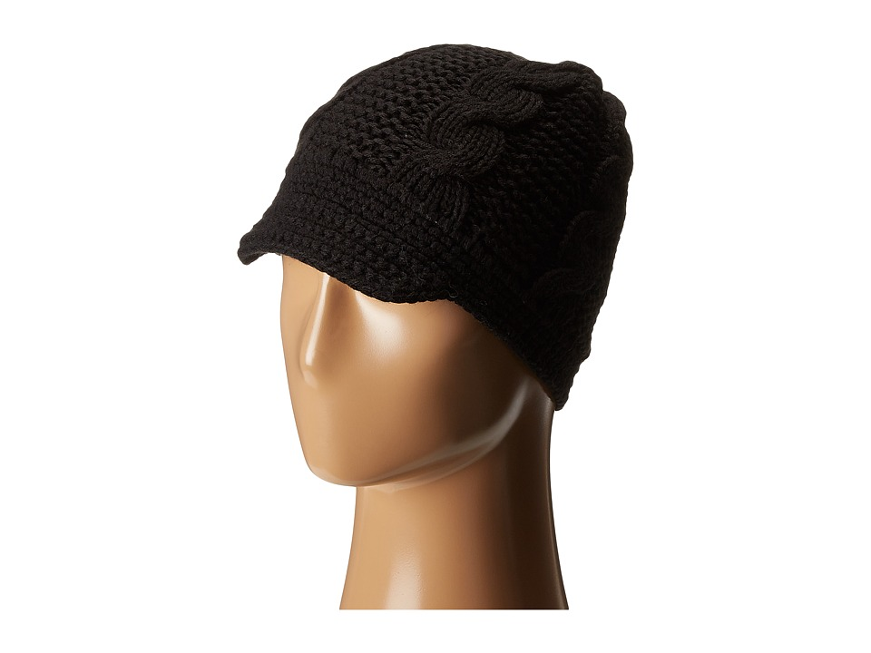 BULA Lulu Cap Black Caps