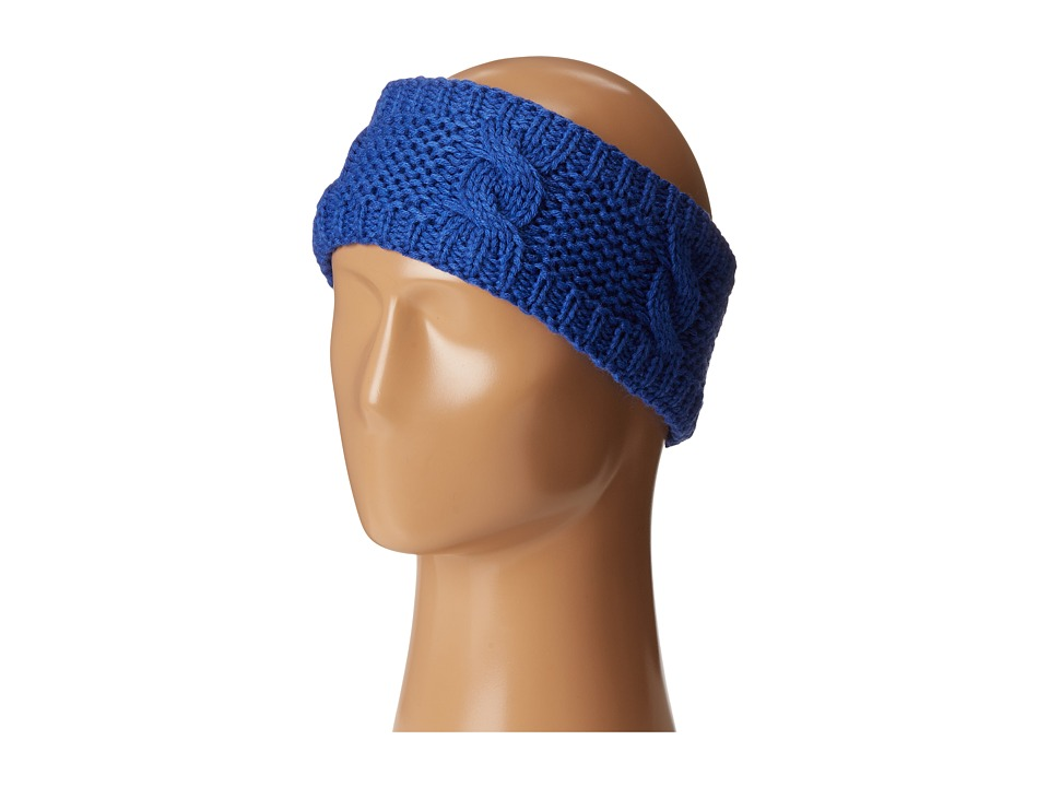 BULA Lulu Earband Cobalt Knit Hats