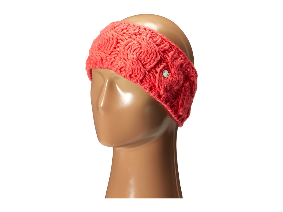 BULA Lina Earband Coral Knit Hats