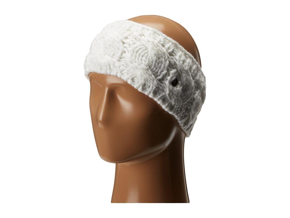 BULA Lina Earband White Knit Hats