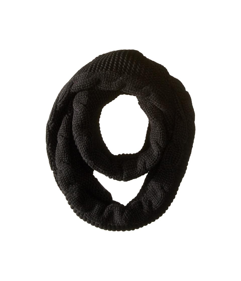 BULA Lulu Infinity Scarf Black Scarves