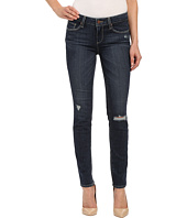 Paige - Skyline Ankle Peg Jeans in Elia Destructed