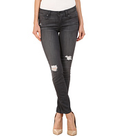 Paige - Verdugo Ankle Jeans in Luna Grey Destructed