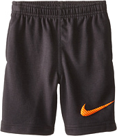 Nike Kids - Swoosh French Terry Shorts (Little Kids)