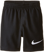 Nike Kids - Swoosh French Terry Shorts (Toddler)