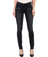 Paige - Jill Zip Ultra Skinny Jeans in Reed No Whiskers