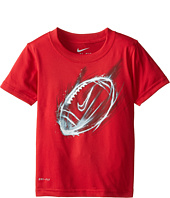 Nike Kids - Charged Football Dri-Fit Tee (Little Kids)
