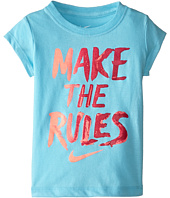 Nike Kids - Make the Rules Tee (Toddler)