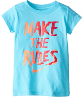 Nike Kids - Make the Rules Tee (Little Kids)