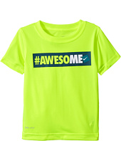 Nike Kids - Hashtag Awesome Tee (Toddler)
