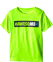 Nike Kids - Hashtag Awesome Tee (Little Kids)