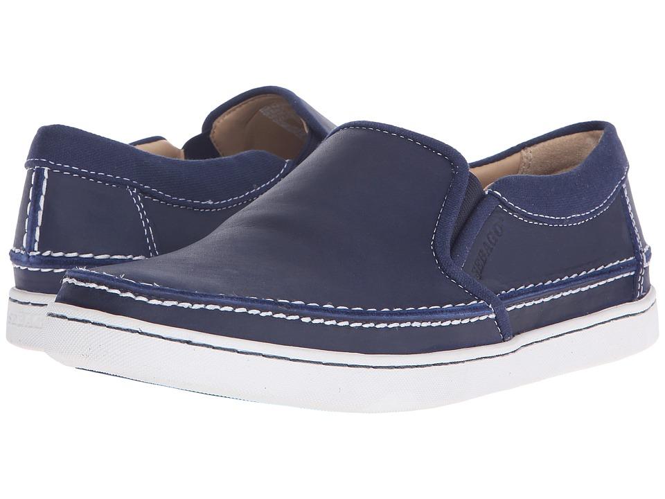 Sebago - Ryde Slip-On (Navy Leather) Men