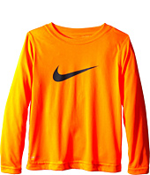 Nike Kids - Dri-Fit Legend Long Sleeve Tee (Little Kids)