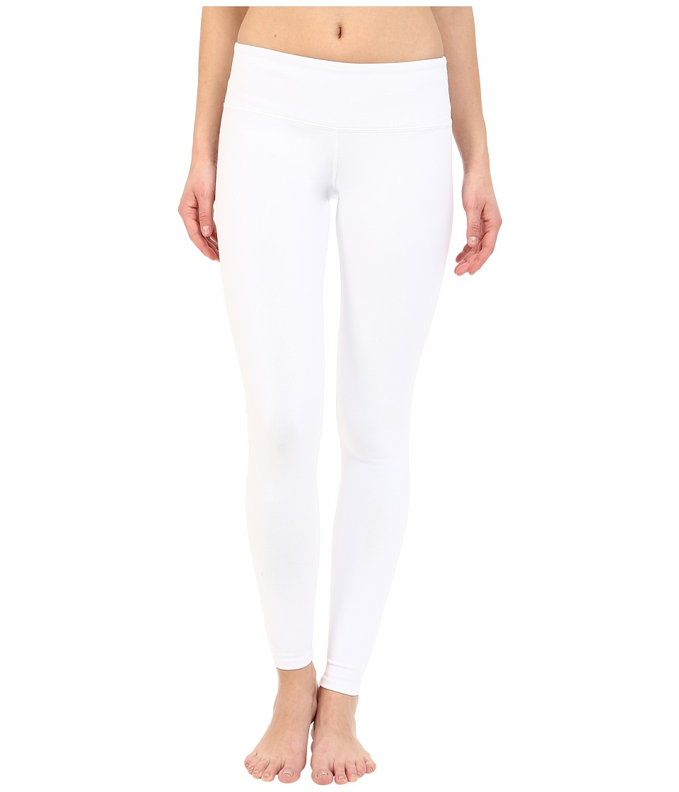 ALO Airbrushed Legging White Womens Workout
