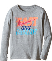 Nike Kids - Fast and Fabulous Long Sleeve Tee (Little Kids)