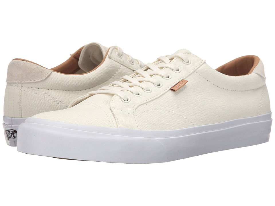 Vans - Court + ((Washed Canvas) Marshmallow) Mens Skate Shoes