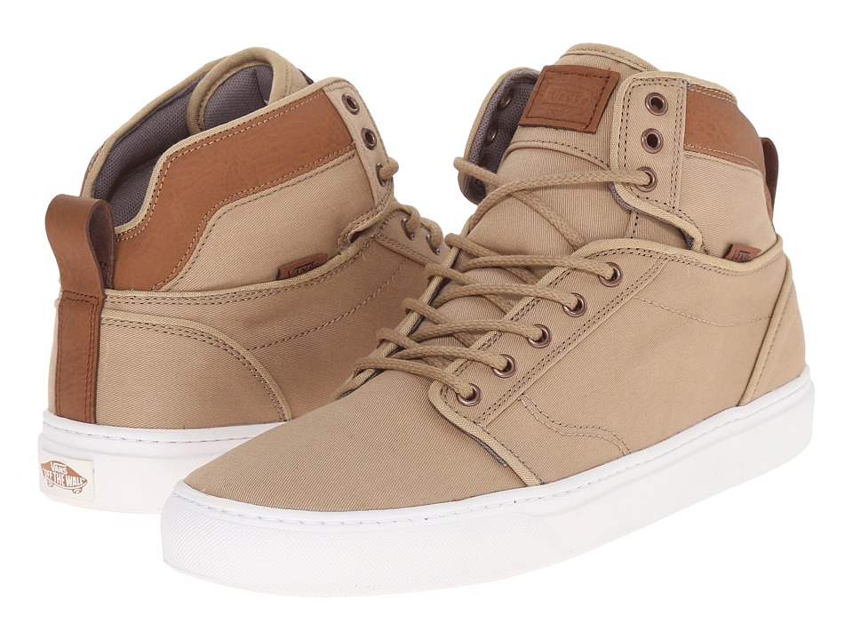 Vans - Alomar + ((T&L) Khaki/White) Men