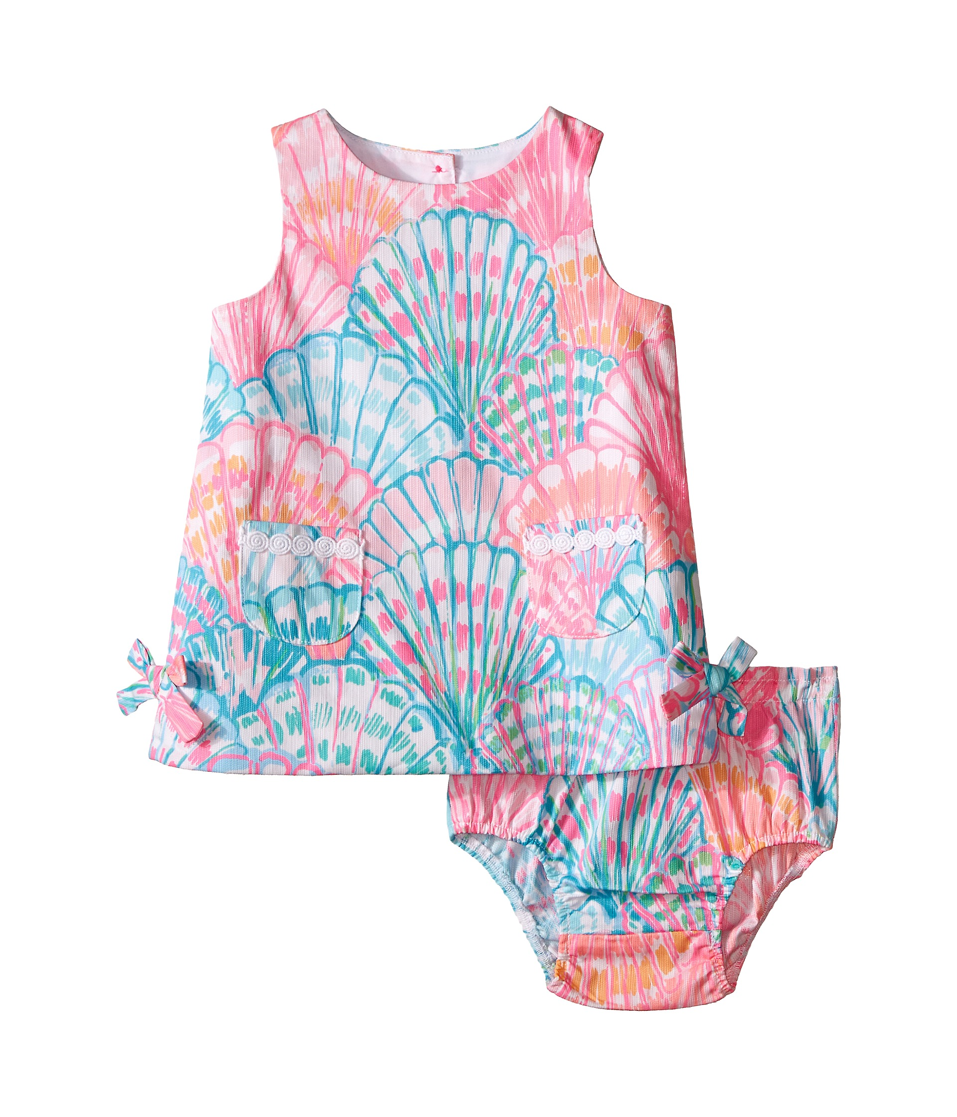 Lilly Pulitzer Kids Baby Lilly Shift Dress Infant at