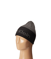 Calvin Klein - Logo Stripe Reversible Beanie