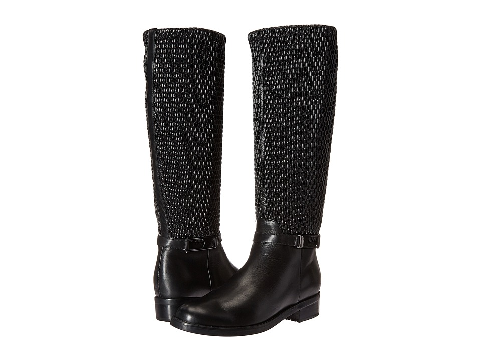 Blondo Emma Waterproof Black Nativo Womens Boots