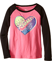 Nike Kids - Heart Long Sleeve Tee (Little Kids)