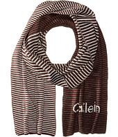 Calvin Klein - Ombre Logo Muffler