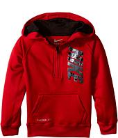 Nike Kids - KO 2.0 GFX 1/2 Zip Hoodie (Toddler)