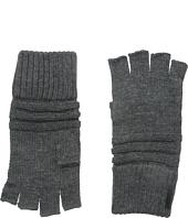 Calvin Klein - Horizontal Rib Fingerless Glove