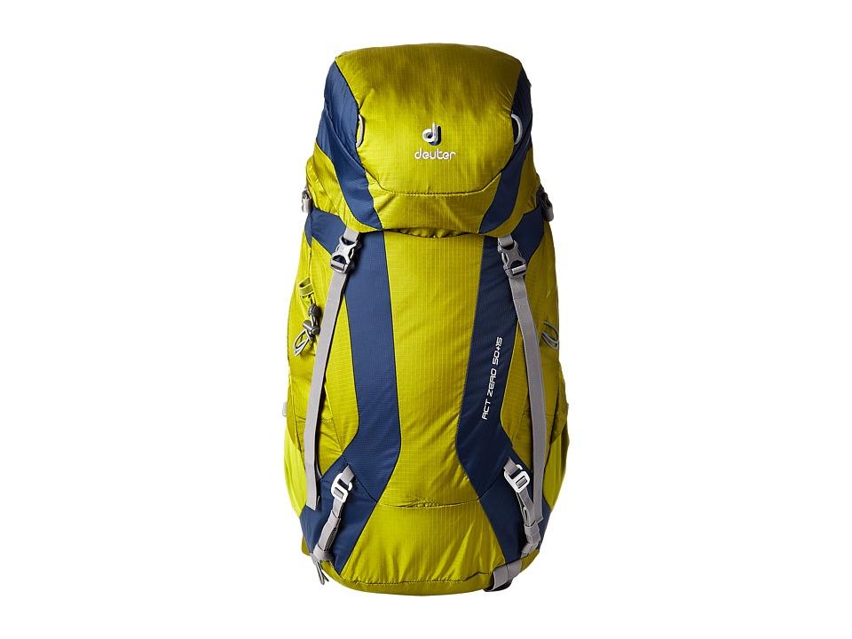 Deuter ACT Zero 5015 Moss/Midnight Backpack Bags