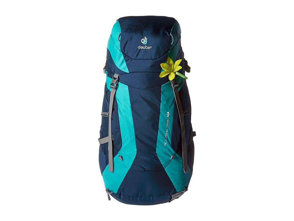 Deuter ACT Zero 4515 SL Midnight/Mint Backpack Bags