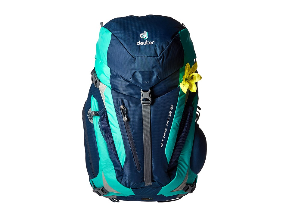 Deuter ACT Trail Pro 32 SL Midnight/Mint Backpack Bags