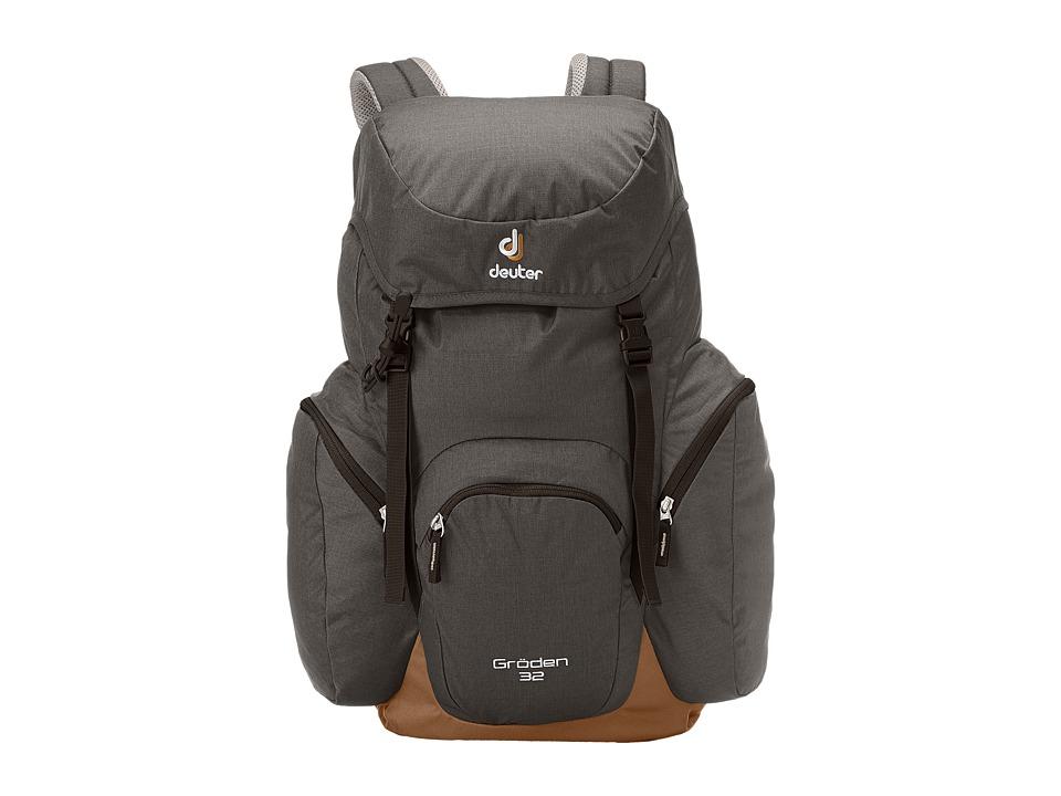 Deuter Groeden 32 (Anthracite/Lion) Backpack Bags