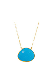 Dee Berkley - Stabilized Turquoise Necklace
