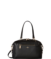 COACH - Pebbled Large Prairie Satchel
