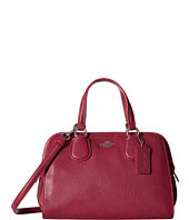COACH - Refined Grain Leather Mini Nolita Satchel