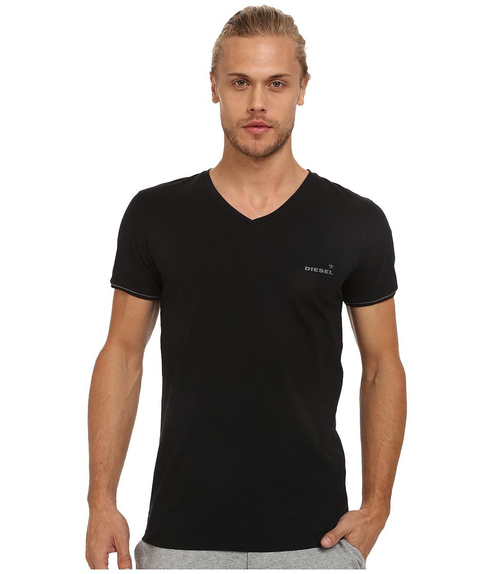 Diesel - Umtee-Michael T-Shirt TAIS (Black) Men
