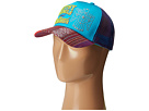 Gypsy SOULE Gypsy Rebels and Outlaws Trucker Hat (Turquoise/Purple)