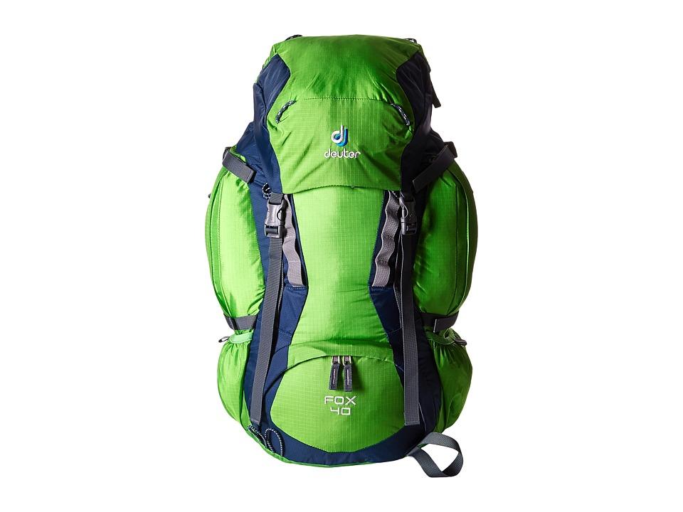 Deuter Fox 40 Spring/Midnight Bags