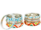 Gypsy SOULE CRB55 (White/Turquoise/Multi)