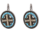 Gypsy SOULE CRE03 (Black/Turquoise)