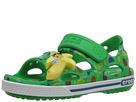 Crocband II Banana LED Sandal (Toddler/Little Kid)