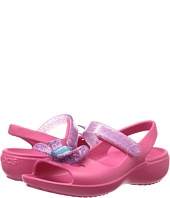Crocs Kids - Keeley Springtime Mini Wedge PS (Toddler/Little Kid)