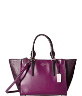 COACH - Color Block Exotic Crosby Carryall