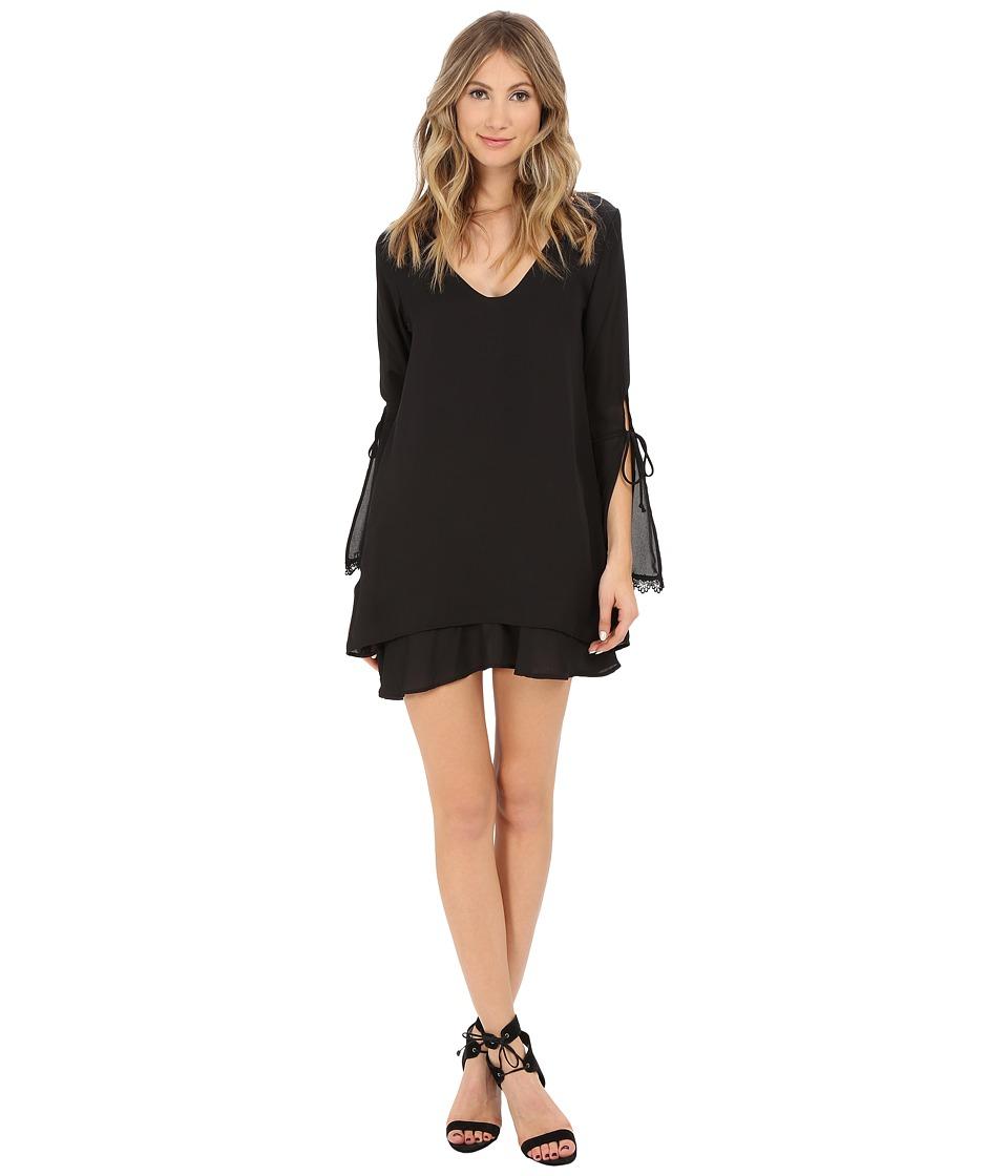 Lucy Love Felicity Dress Black Womens Dress