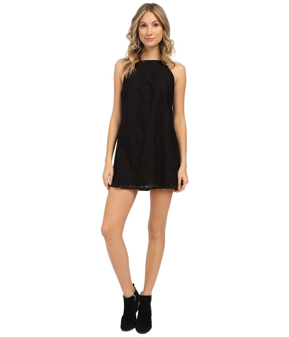 Lucy Love Sophia Dress Black Womens Dress