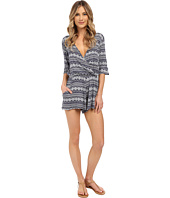 Lucy Love - Nantucket Romper in Nantucket