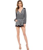 Lucy Love - Savannah Romper in Clockwork