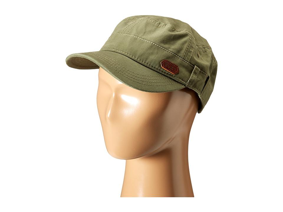 Roxy Castro Hat Dusty Olive Caps