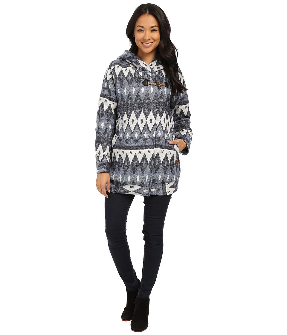 Roxy Dreamy Days Jacket Dreamy Days Jacquard Combo Pea Womens Coat