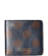 Scotch & Soda - Leather Wallet with Zip and Pocket